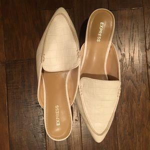 Express Slides shoes slip on